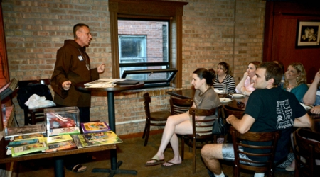 THEOLOGY ON TAP: Somewhere over the rainbow, we must all make that journey of faith