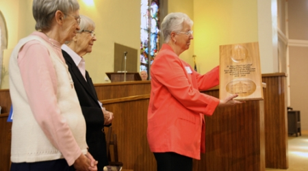 Remembering 160 years of ministry by 'true disciples of the Lord'