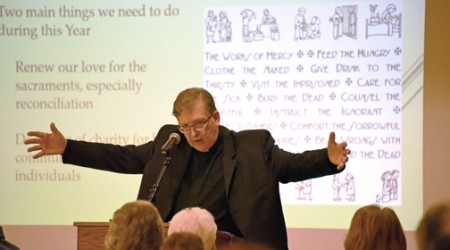 Year of Mercy a historical route to God, says priest