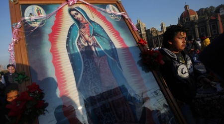 Patroness, inspiration, intercessor: Mary is beloved in Latin America