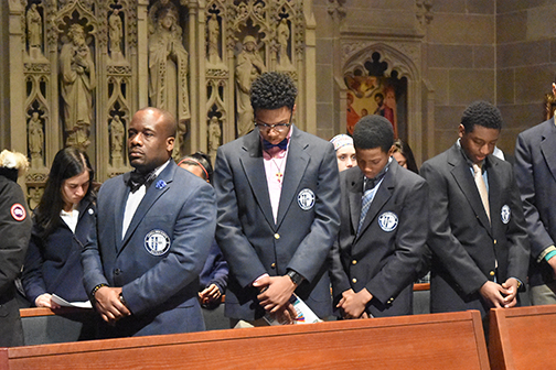 Detroit Catholic high school looks at combating racial, social injustice
