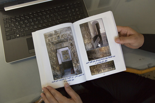 When Islamic State came, Iraqi monks had just finished hiding manuscripts